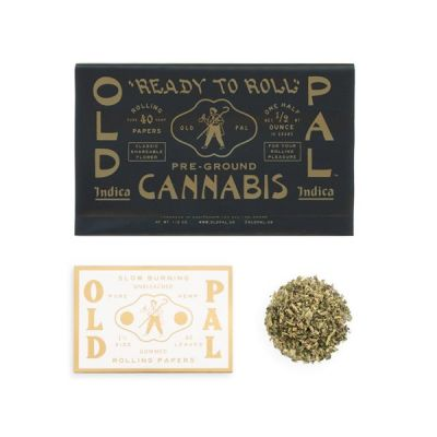 Old Pal | Indica | Roll Your Own 1/2oz
