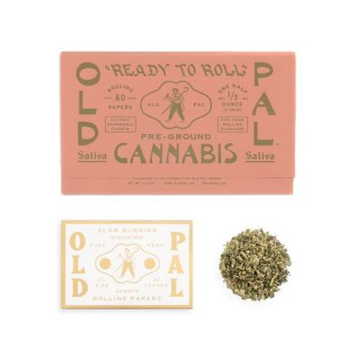 Old Pal | Sativa | Roll Your Own 1/2oz